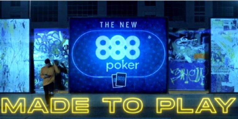 made to play 888 poker