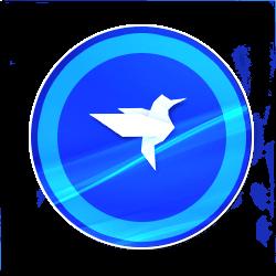 about icon bird design