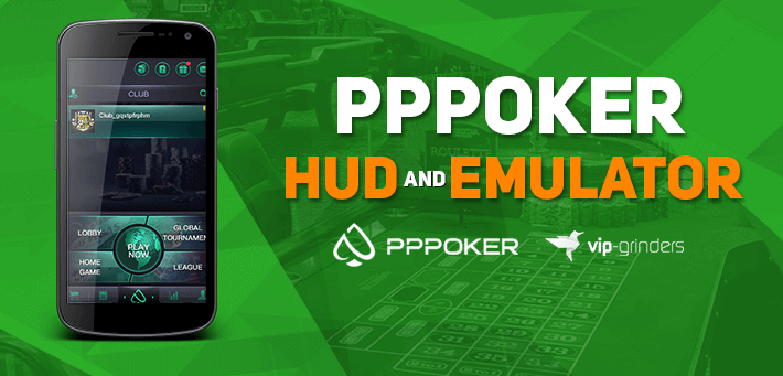 pppoker hud and emulator
