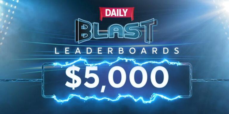 888 5k blast leaderbords