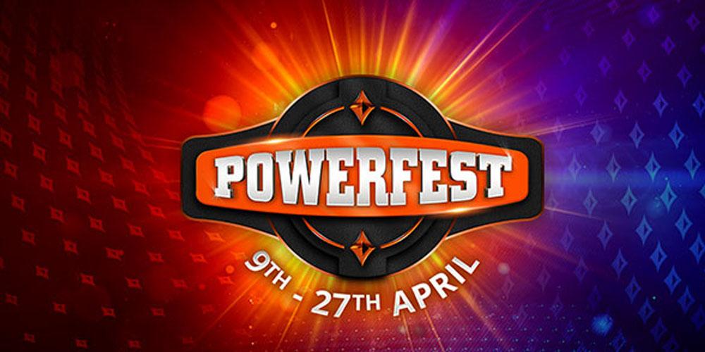 partypoker powerfest 2021