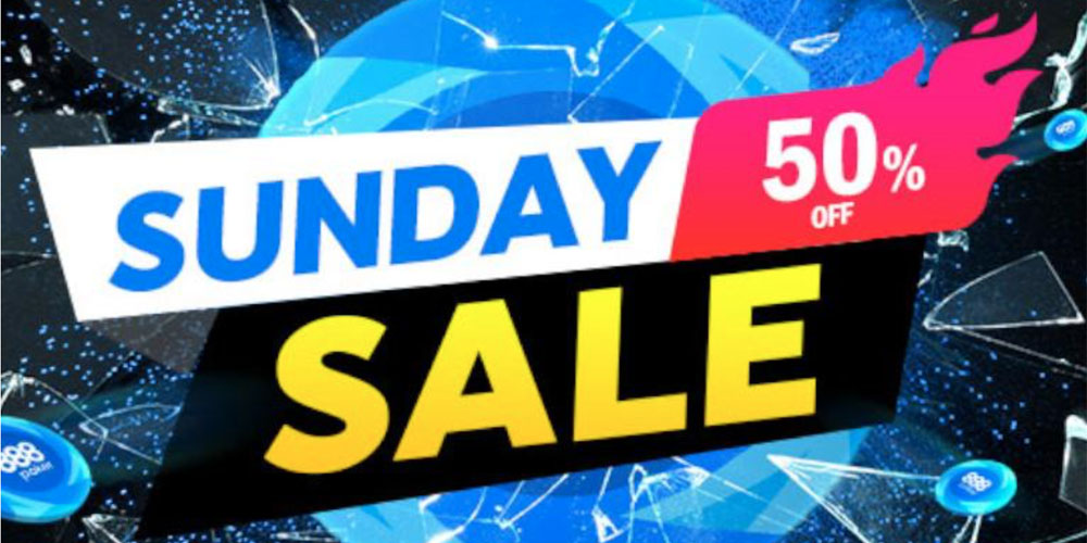 sunday sale 888