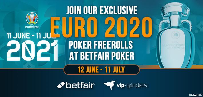 euro 2020 betfair freerolls banner 3