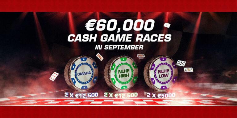 RedStar cash races